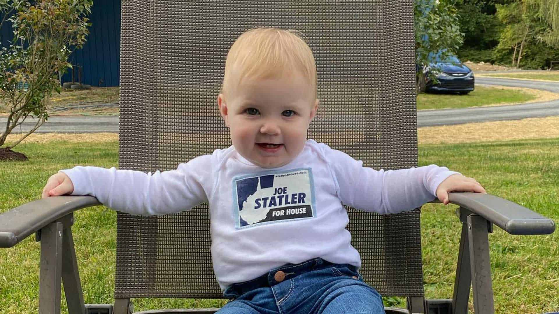 Joe Statler is running for our future.